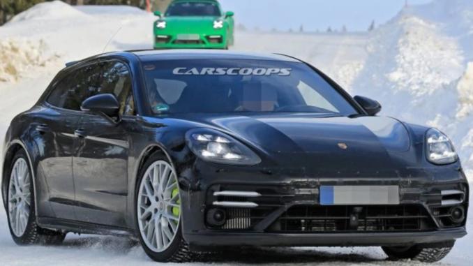 Porsche Panamera Sport Turismo maroc